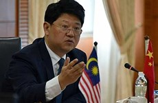 China expects resumption of Malaysian rail project