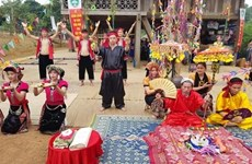Ethnic culture and tourism village offers diverse activities in January