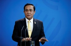 Thai PM rejects rumour about delay of general elections