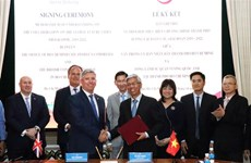 HCM City partners with UK in building smart city