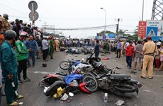 Deputy PM directs settlement of deadly traffic accident in Long An