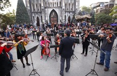 Classical concert to bring happiness in January