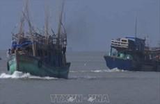 Storm Pabuk sinks many vessels in southern province