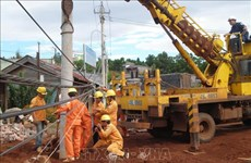 Dak Nong ensures adequate power supply for Cambodia's Mondulkiri