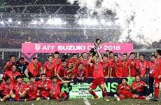 FIFA highlights Vietnam's 18-match unbeaten run