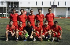 Friendship football tournament celebrates victory over Pol Pot regime