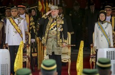 Malaysian PM hopes new king can be elected soon