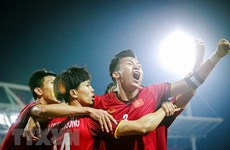 Asian Cup 2019: Iranian newspaper names three outstanding Vietnamese players