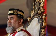 Malaysia's King Muhammad V steps down from royal position