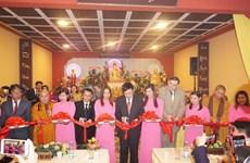 Vietnamese's first Buddhist cultural centre in Czech Republic opens