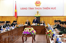 PM checks Tet preparations in Thua Thien-Hue province