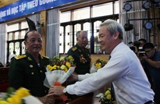 Dong Nai remembers victory of southwest border defence war