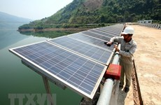 Work starts on two solar power plants in Phu Yen
