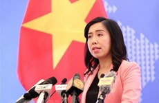 Vietnam requests other countries to respect international law