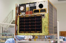 Made-in-Vietnam satellite to enter space next week