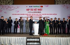 Japanese-standard dairy products to enter Vietnamese market