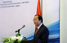 Vietnam seeks suitable environmental technologies from Japan