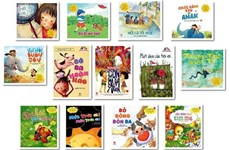 Vietnamese, Danish authors get children involved in literature