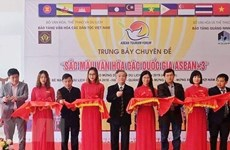 Cultures of ASEAN and dialogue partners exhibited in Quang Ninh