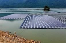 Quang Ninh installs solar panels for island residents