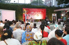 Embassy hosts Tet event for Vietnamese community in Argentina