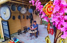 Craft villages shine in Hoi An's Tet programme