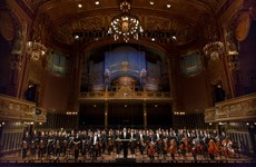Korea-Vietnam concert welcomes New Year 2019