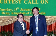 Vietnam, Cambodia NA agencies look to foster collaboration