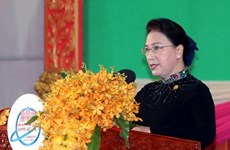 NA Chairwoman calls for stronger cooperation in APPF