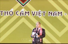 Vietnam's brocade products need to be promoted, positioned: PM
