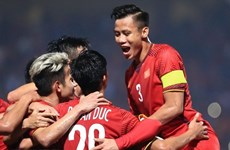 Asian Cup 2019: Que Ngoc Hai among 10 best performers of second round