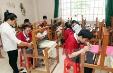USAID-funded project supports people with disabilities in Thua Thien-Hue