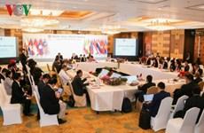 ASEAN senior officials prepare for AMM Retreat