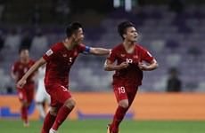 Vietnam beat Yemen 2-0, hopeful for berth in AFC Cup knockout stage