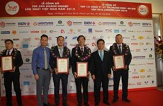 PetroVietnam ranks among 500 largest Vietnamese enterprises