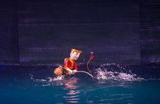Water puppetry to highlight Vietnamese art at int'l festival