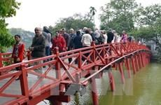 Hanoi city builds smart tourism system