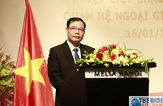 Anniversary of Vietnam-China diplomatic ties observed in Hanoi