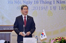 Vietnamese, Korean lawmakers to push on with cooperation activities