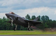 Singapore picks US F-35 fighter jet to replace aging fleet