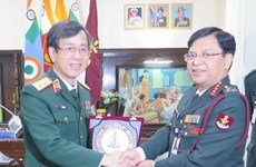 India ready to cooperate with Vietnam in medical sectors