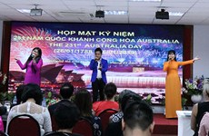 Australia Day celebrated in Ho Chi Minh City