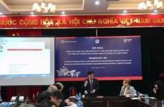 Vietnam still slow to offer public services online: CIEM