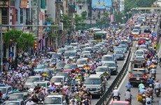 Hanoi, HCM City plan to ban motorcycles from central areas