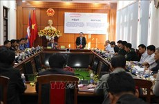 Dak Nong, Cambodia's Mondulkiri province enhance collaboration