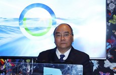 PM lauds sea, ocean governance within WEF framework