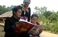 Publications offered to ethnic-inhabited, mountainous regions