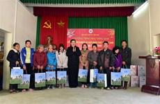 NA Vice Chairwoman pays pre-Tet visit to Son La