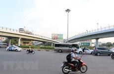 Ho Chi Minh City aims to tackle traffic jams