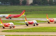 Vietjet's pre-tax profit hits 250 million USD in 2018
